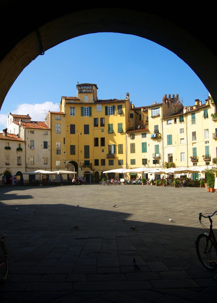 Piazza Arena Lucca