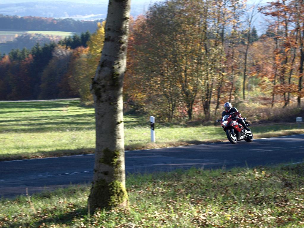 """Letzte Moped-Tour mit """"High Speed"""""""