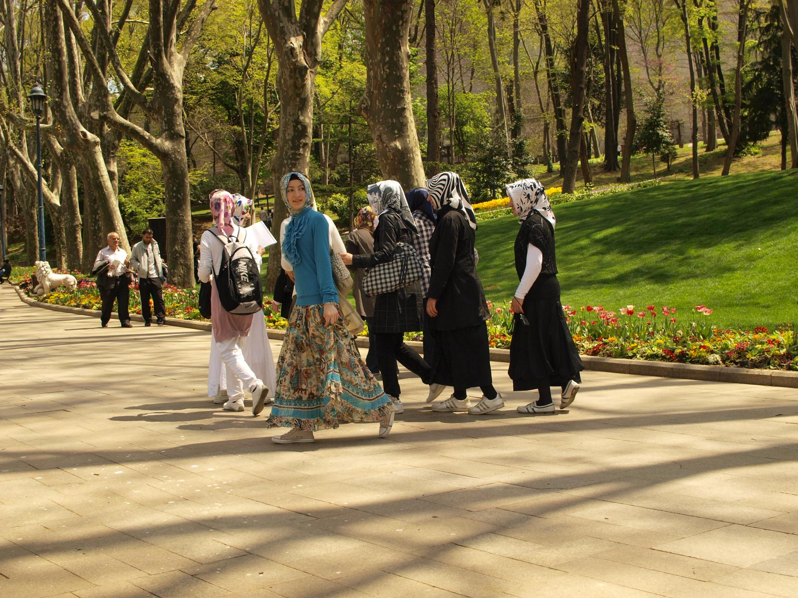Sunday In The Park - Mein Istanbul