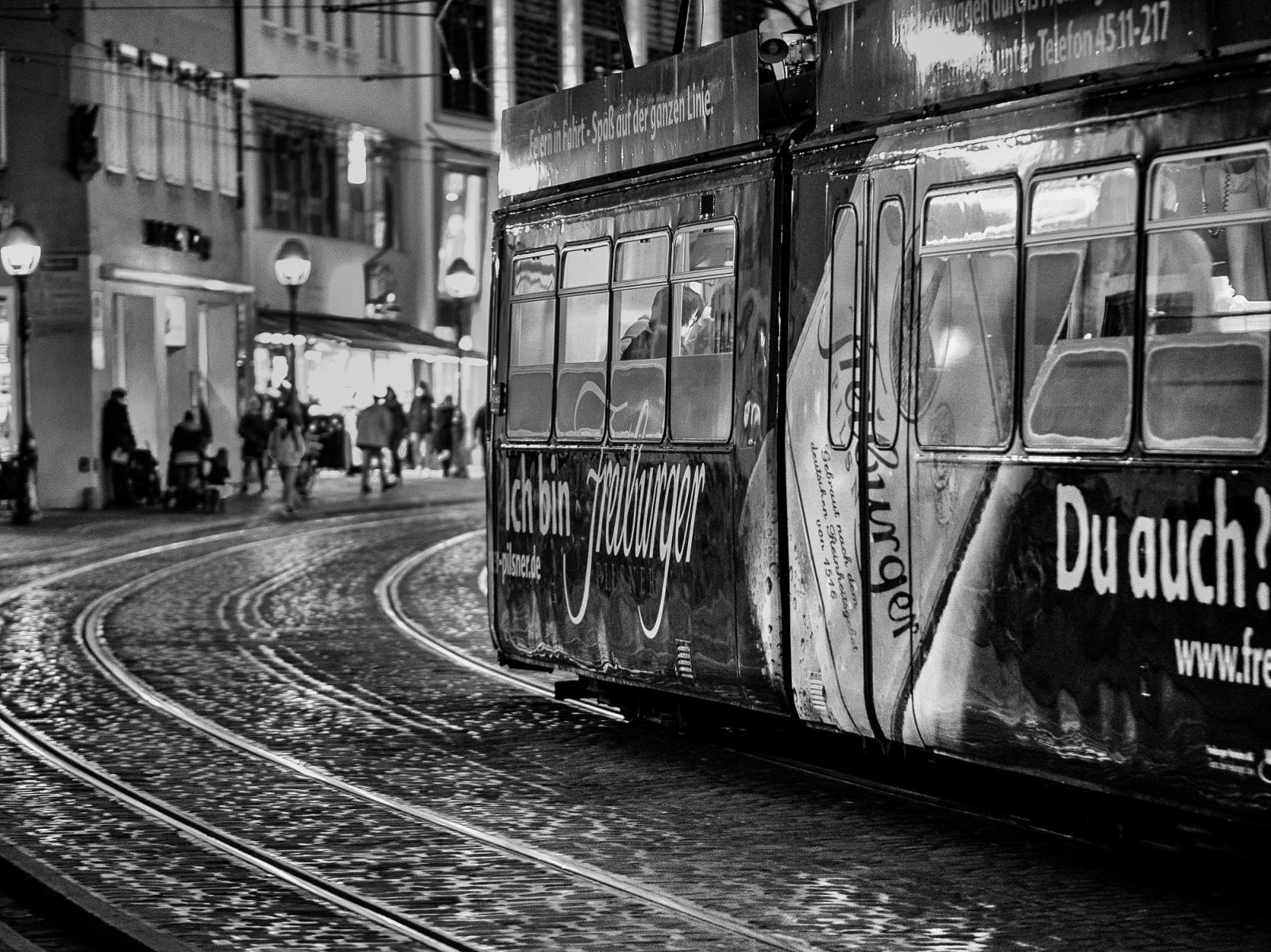 Tram-Party