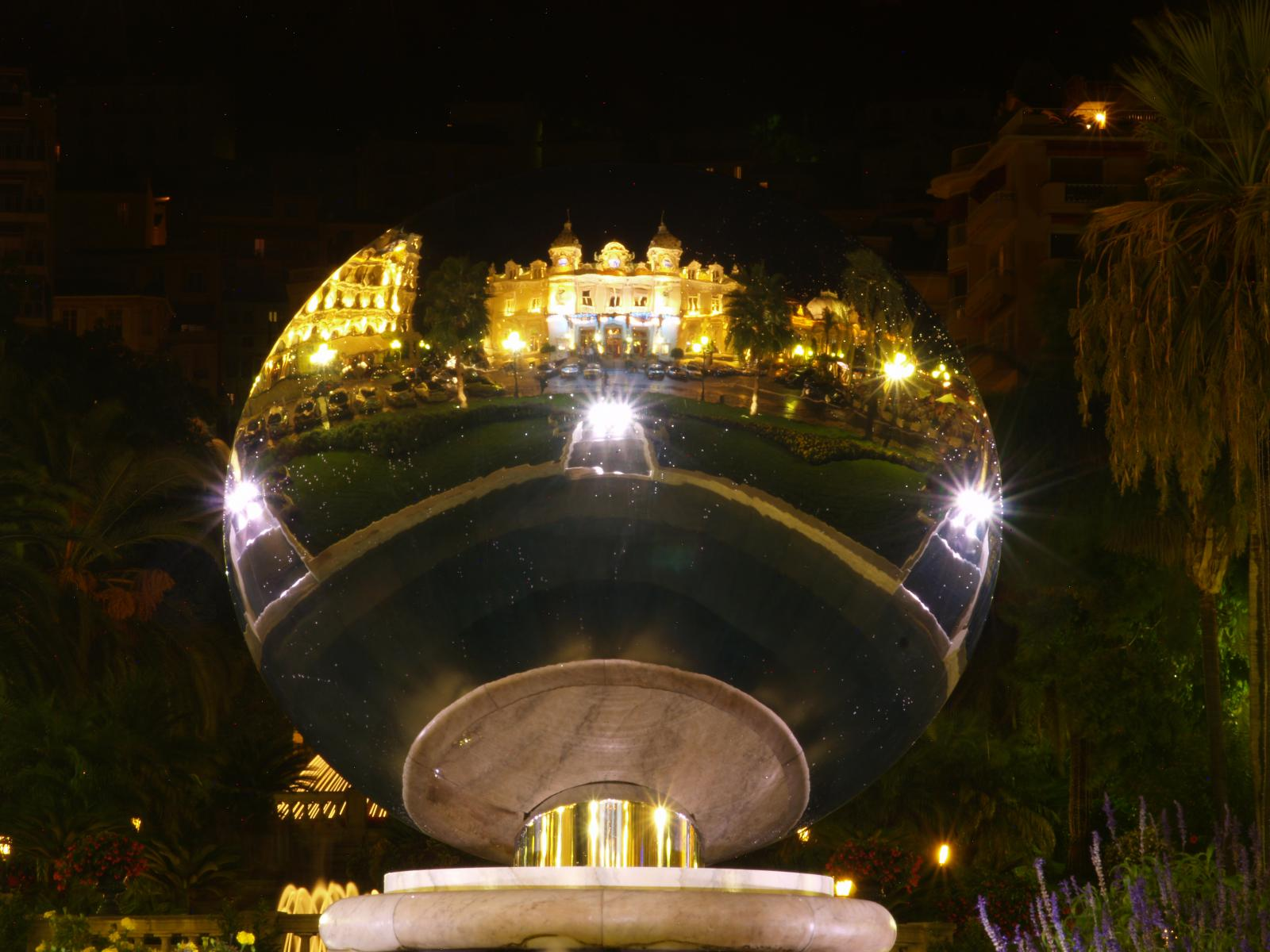 Casino in Monaco mal anders