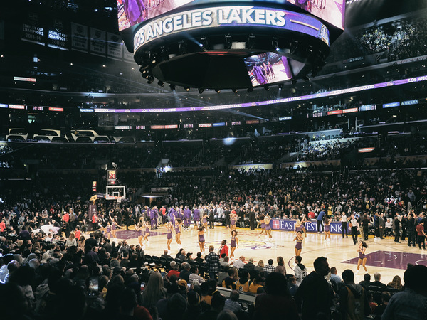 :.. LOS ANGELES LAKERS ..: